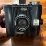 G25 - Vintage Kodak Bullseye Camera
