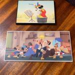 G15 - 2 pc set Disney Plaques