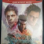 Playstation 2 game virtua fighter 4