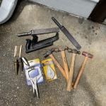 Assorted Woodworking Tools (13 Pieces)