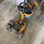 RYOBI Gasoline Pressure Washer