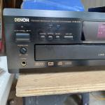 DENON 5 DVD Video Automatic Disc Loading System