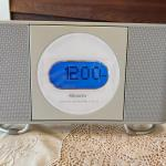 MEMOREX Digital CD Alarm Clock