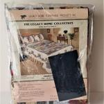 """Lot #10  Full/Queen Quilt - Limited edition """"Turn of the Century"""" - new in bag"""