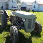 T020 ferguson tractor