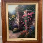 Rose Garden - Thomas Kinkade