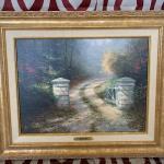 The Autumn Gate - Thomas Kinkade