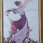 Lot 114: Harpers Bazar Framed Print