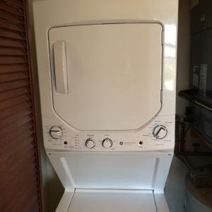 Photo of Washer/dryer combo unit
