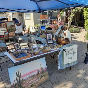 Photo of Southwest art/artifacts