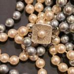 Lot 49: Vintage Majorica & Prestige Pearl's, Antique Buttons