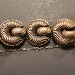 Lot 47: Art Deco Vintage Sterling Monet Bracelet & More