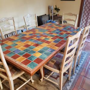 Photo of Dinning room table chairs