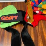 H26 - 4 piece Goofy Hat Set