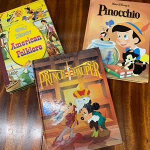 Photo of H27 - Lot of 3 Disney Hardcover Classics