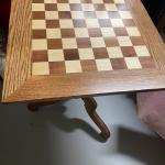 Checker table