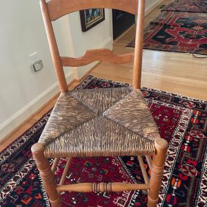 Photo of STICKLEY CHAIRS SIGNED