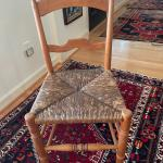 STICKLEY CHAIRS SIGNED