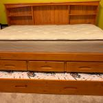 Twin Trundle Bed & Sleeper Sofa for sale