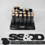 Amuse Cosmetics 3 in 1 Foundation Sticks, Qty 18, #117 shades 1-6 - New