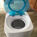 Portable spinner dryer