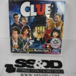 Clue Board Game, The Classic Mystery Game. Sealed - New