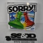Sorry Board Game. Sealed - New