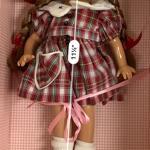 Effanbee  Doll - Patricia Kin Trunk Set