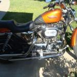 2001 Harley 1200 XLC