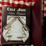 Texana - Texas Engraver Cole Agee - First Edtion