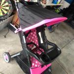 minin mouse stroller