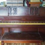 1952 W W Kimball Chicago Piano