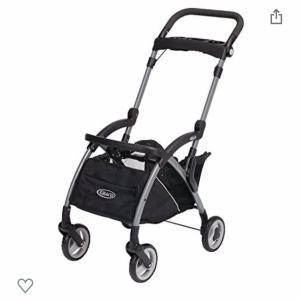 Photo of graco click in go stroller