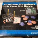 Anywhere Horseshoe and Bean Bag Bocce -Item# 667