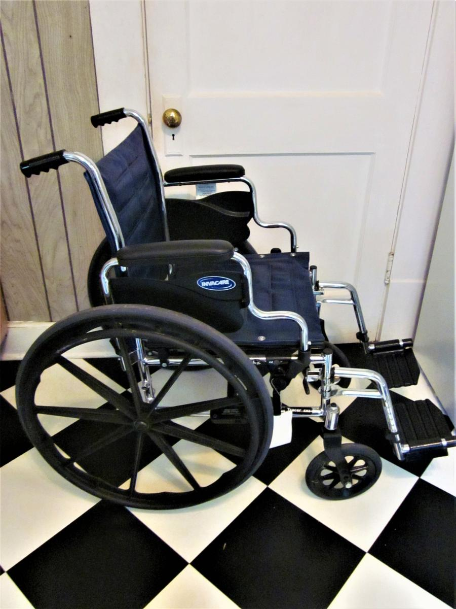 Photo 5 of Tracer EX2 Wheelchair - New Condition
