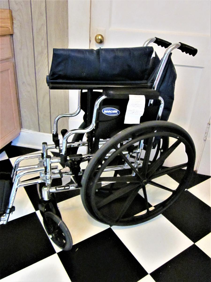 Photo 6 of Tracer EX2 Wheelchair - New Condition