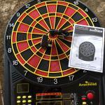 Arachnid Cricket Pro 450 Electric Dartboard