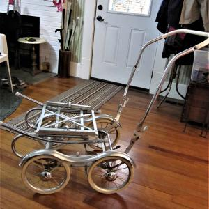Photo of 1950's REX CARRIAGE FRAME & ROCKING STAND FRAME PICK UP