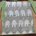Teether Rail Crib Cover Set
