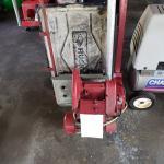 Wet tile saw