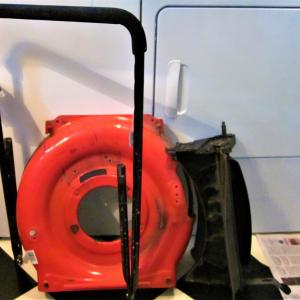 Photo of SNAPPER 657 SERIES HANDLE w/Handle Bolts, DECK & REAR CHUTE PARTS