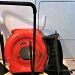 SNAPPER 657 SERIES HANDLE w/Handle Bolts, DECK & REAR CHUTE PARTS