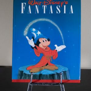Photo of Vintage Disney Book