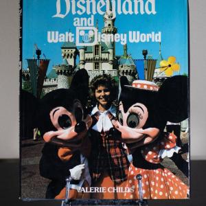 Photo of Disneyland Vintage Book