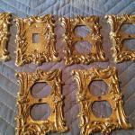 Edmar Brass Outlet Covering