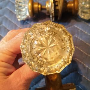 Photo of Glass Door Knobs