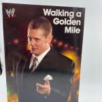 """""""Walking A Golden Mile"""" Autographed by William Regal."""