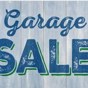 Photo of Garage Sale