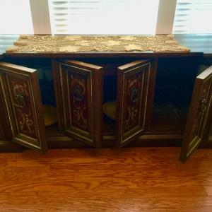 Photo of Sideboard-Beautiful Detailed Solid Wood