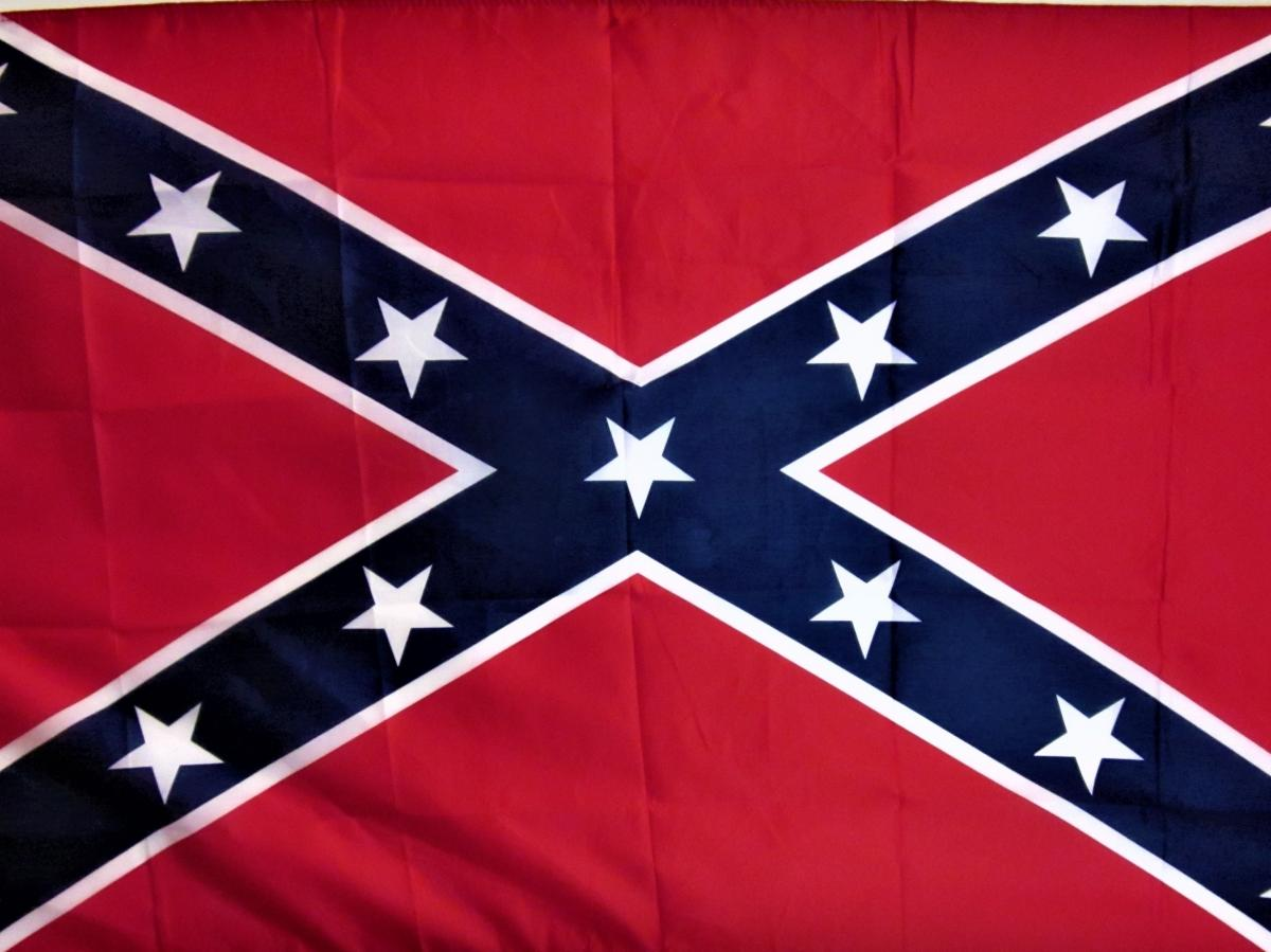 Photo 5 of 3' x 5' Confederate Flag in Packs of 12